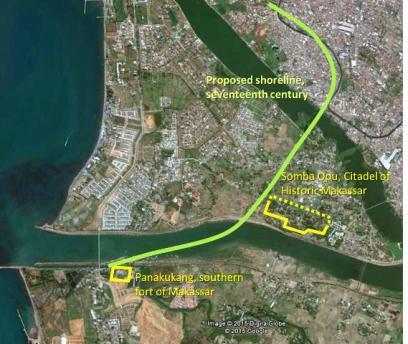 1660 shoreline