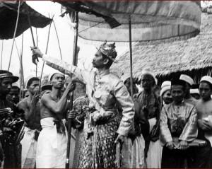 Karaeng of Gowa, c.1937